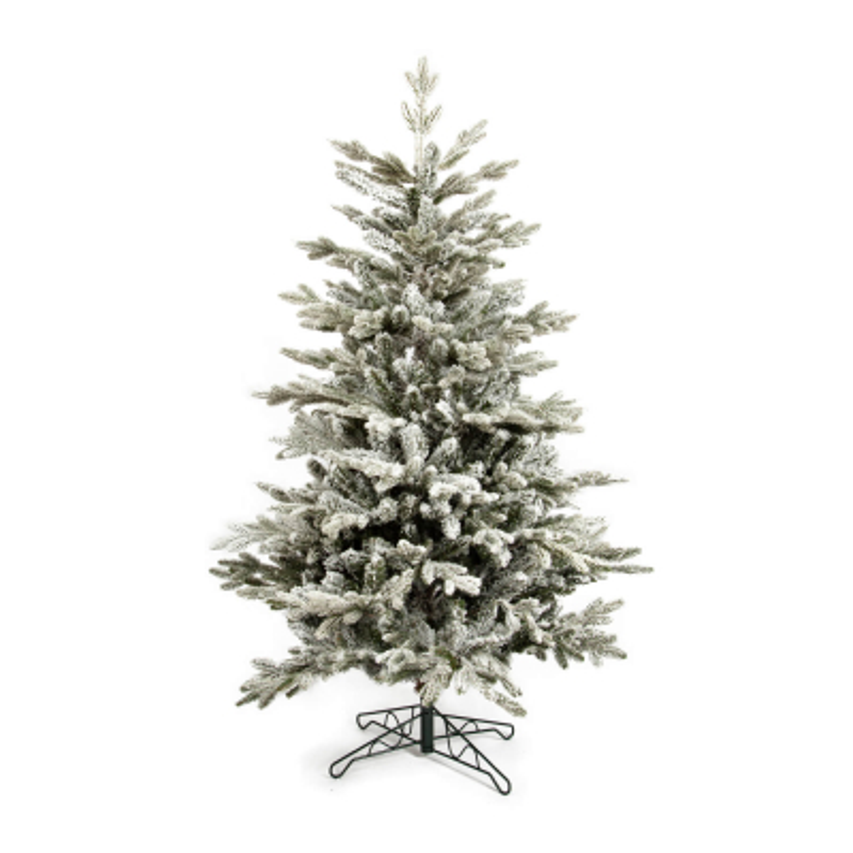 Kunstkerstboom Finn snowy pine 155cm