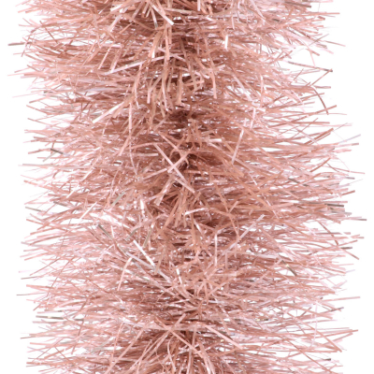 Kerstslinger zachtroze 270x15cm